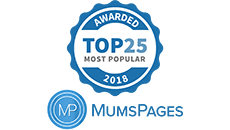 MumsPages Most Popular 2018 Award